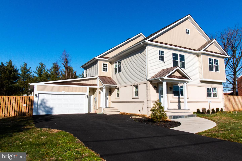 Single Family Homes のために 売買 アット Springfield, バージニア 22150 アメリカ