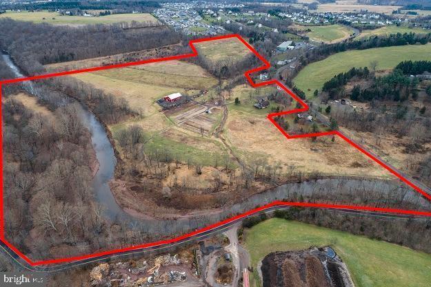Arazi için Satış at Schwenksville, Pennsylvania 19473 Amerika Birleşik Devletleri