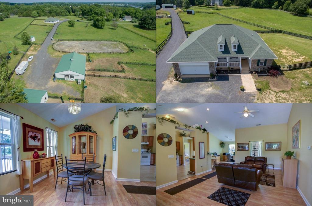 Horse and Water Lover's Dream, 5 Acre Farmette! - 6010 WOODBERRY FARM RD, ORANGE