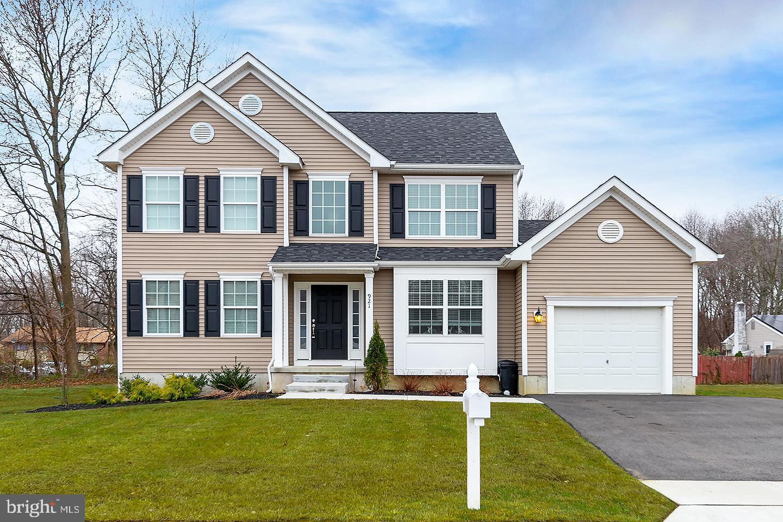 Single Family Homes vì Bán tại Deptford Township, New Jersey 08096 Hoa Kỳ