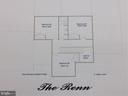 Renn Model Optional Upper Level Floor Plan - 9809 MASSER RD, FREDERICK