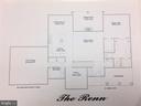 Renn Model Optional Main Level Floor Plan - 9809 MASSER RD, FREDERICK