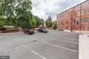 Assigned parking for FOUR cars - 3052 R ST NW #307, WASHINGTON