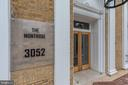 Building exterior - 3052 R ST NW #307, WASHINGTON