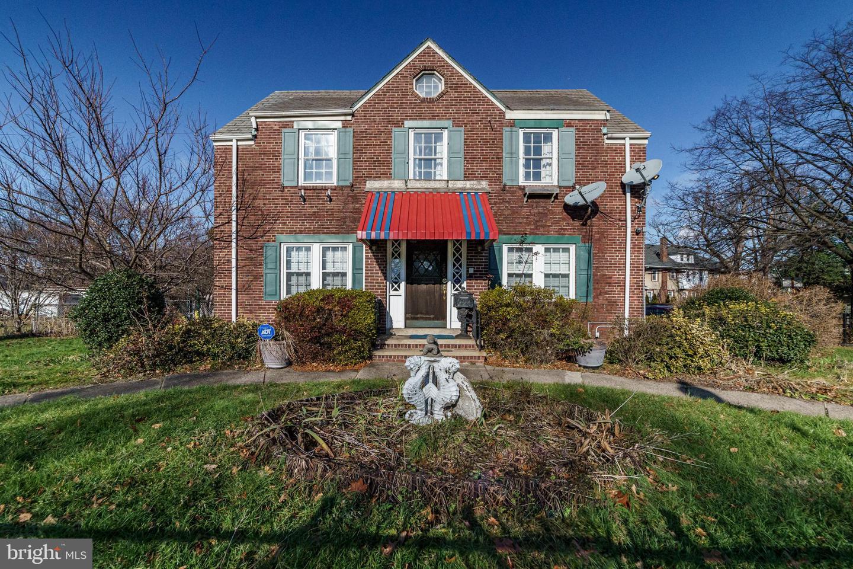 Single Family Homes 为 销售 在 特伦顿, 新泽西州 08629 美国