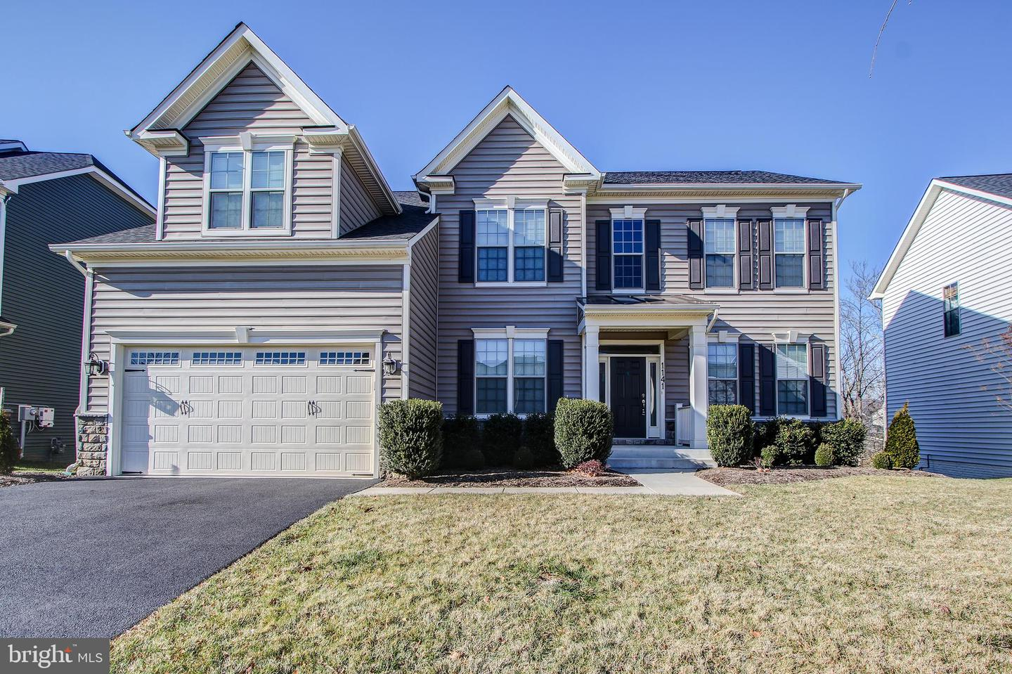 Single Family Homes per Vendita alle ore 1141 DARGON QUARRY Brunswick, Maryland 21716 Stati Uniti