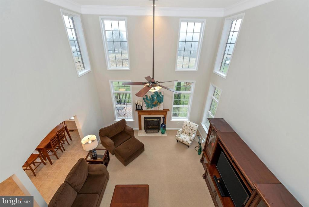 Great Room - 8400 RIVER MEADOW DR, FREDERICK