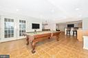 Lower Level Rec Room - 8400 RIVER MEADOW DR, FREDERICK