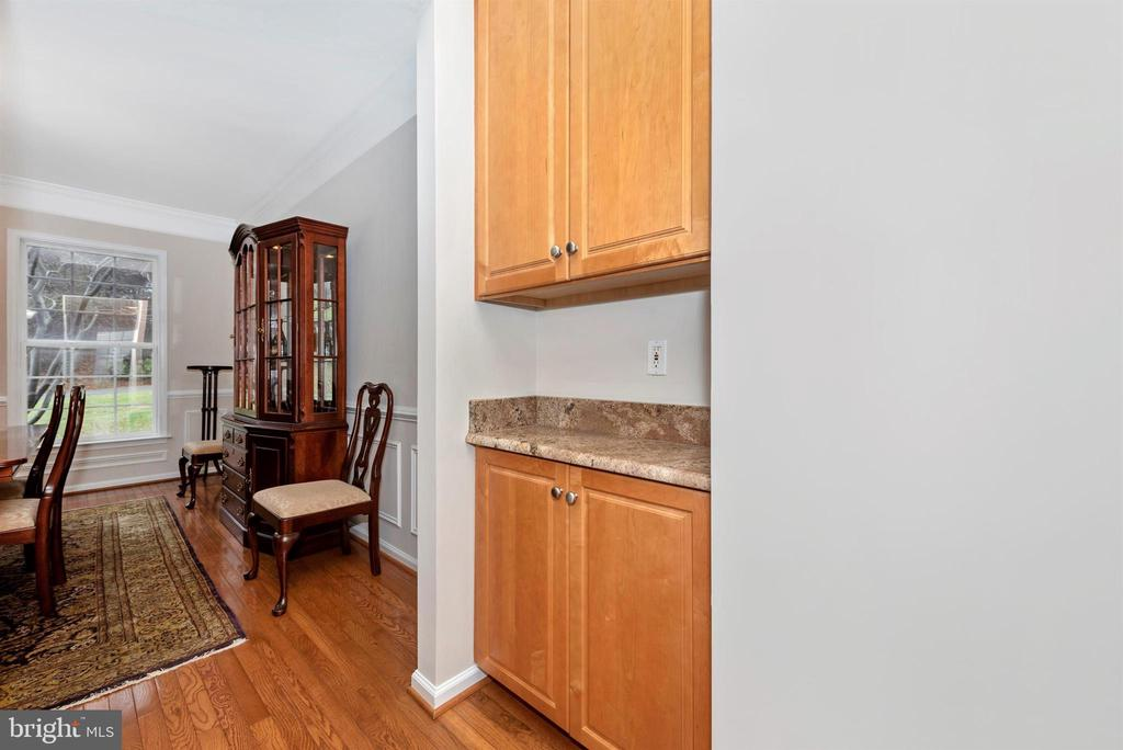 Butlers Pantry - 8400 RIVER MEADOW DR, FREDERICK