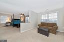 Master Bedroom Sitting Area - 8400 RIVER MEADOW DR, FREDERICK