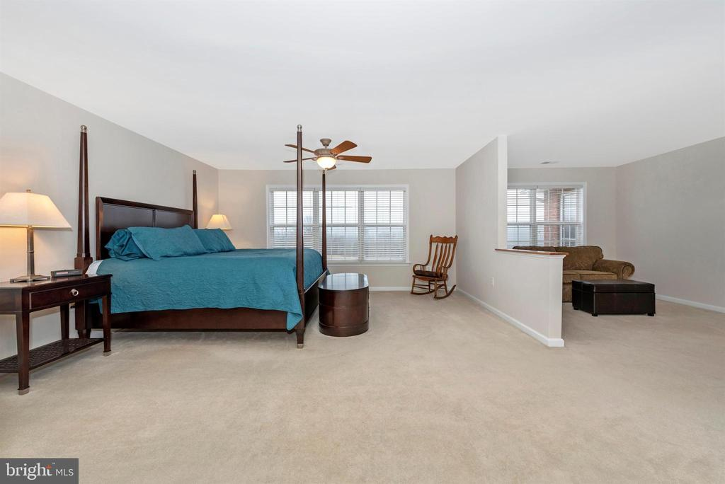 Master Bedroom - 8400 RIVER MEADOW DR, FREDERICK