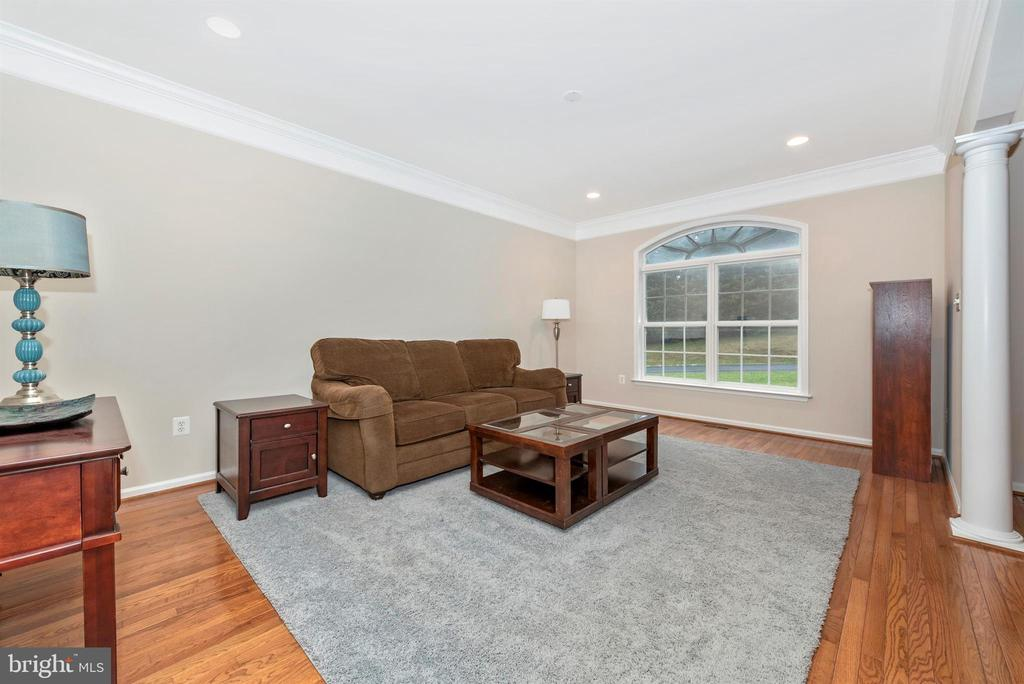 Living Room - 8400 RIVER MEADOW DR, FREDERICK