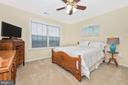 Bedroom 4 - 8400 RIVER MEADOW DR, FREDERICK
