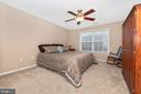 Bedroom 3 - 8400 RIVER MEADOW DR, FREDERICK