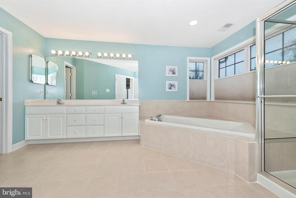 Master Bathroom - 8400 RIVER MEADOW DR, FREDERICK