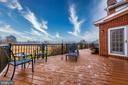 Deck - 8400 RIVER MEADOW DR, FREDERICK
