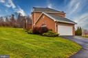 Detached 1 1/2 car garage - 8400 RIVER MEADOW DR, FREDERICK