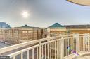 Balcony View - 11990 MARKET ST #413, RESTON