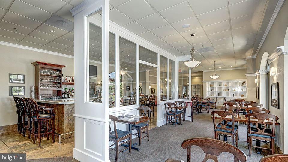 Clubhouse Restaurant - 19375 CYPRESS RIDGE TER #822, LEESBURG