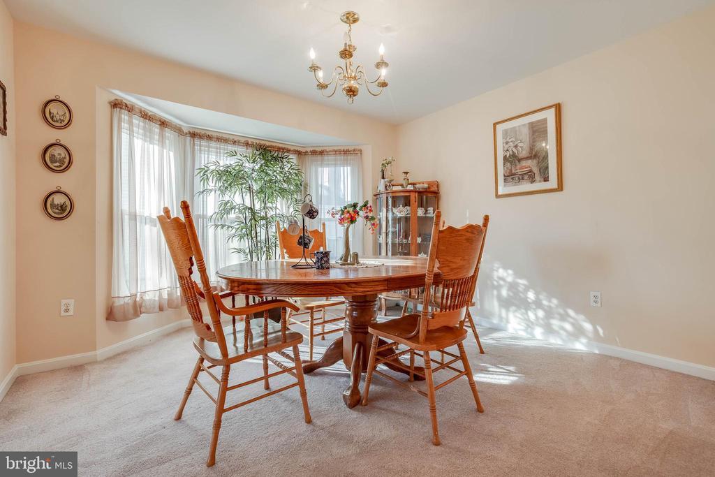 Dining Room - 827 BALLS BLUFF RD NE, LEESBURG