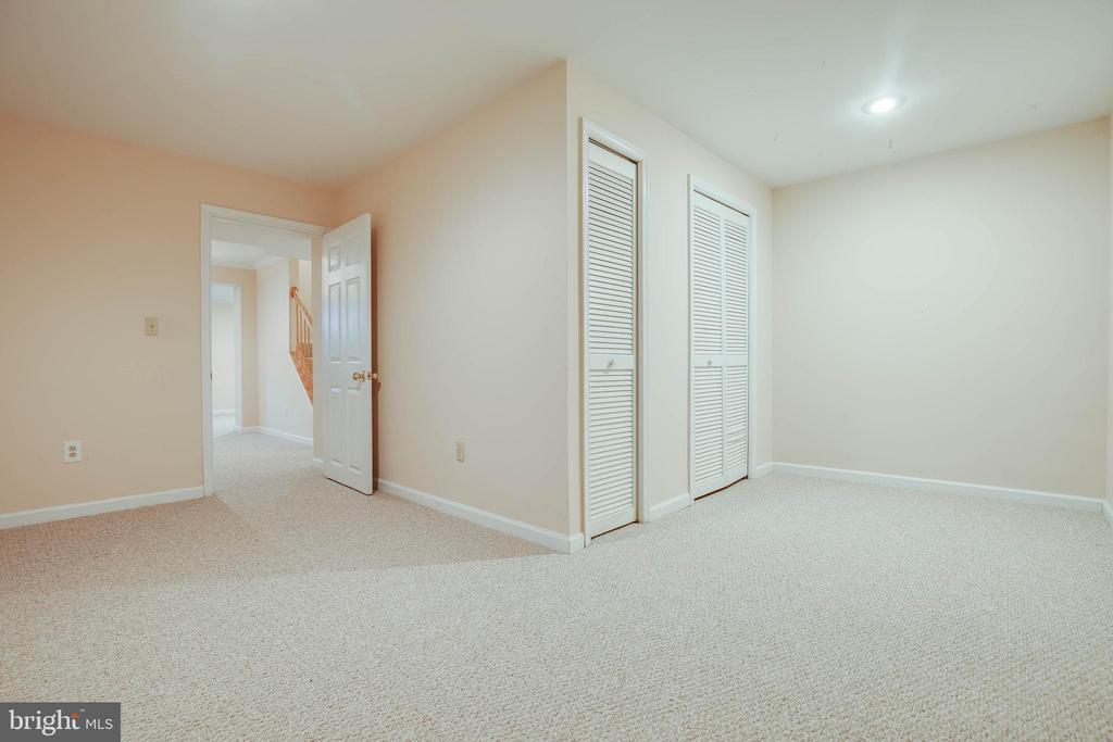 Possible 4th Bedroom - 827 BALLS BLUFF RD NE, LEESBURG