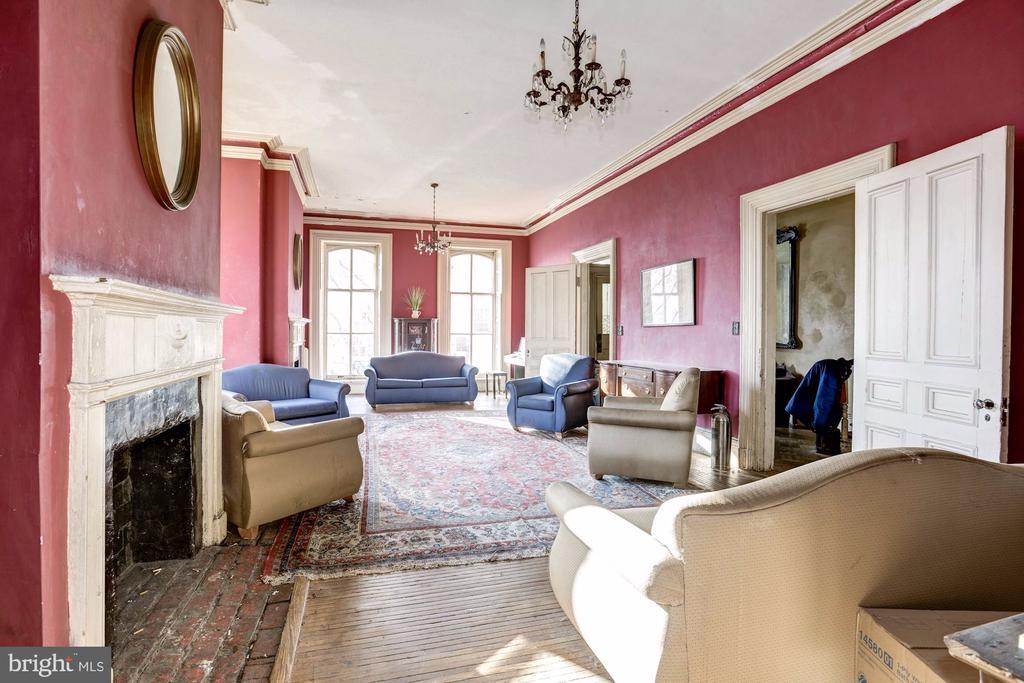 Living Room - 3401 PROSPECT ST NW, WASHINGTON