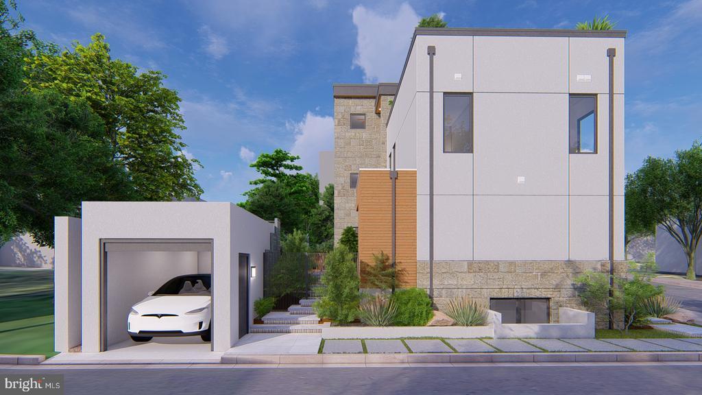 Detached Garage - 4317 MURDOCK MILL RD NW, WASHINGTON