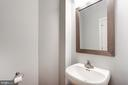 Half Bath - 1553 SHELFORD CT, VIENNA