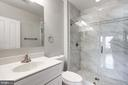 Ensuite Bath - 1553 SHELFORD CT, VIENNA
