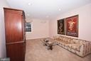Recreation room. - 702 PILOT HOUSE DR, ANNAPOLIS