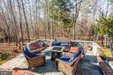 Rear patio, perfect for entertaining - 4 DECOY LN, STAFFORD