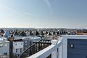 Roof deck views - 26 RHODE ISLAND AVE NW #2, WASHINGTON