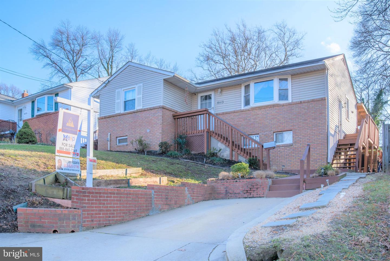 Single Family Homes per Vendita alle ore Berwyn Heights, Maryland 20740 Stati Uniti