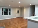 Entrance and Living/dining room - 652 ALABAMA DR, HERNDON