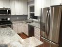 All new stainless steel appliances - 652 ALABAMA DR, HERNDON