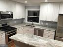 Tall kitchen cabinets - 652 ALABAMA DR, HERNDON