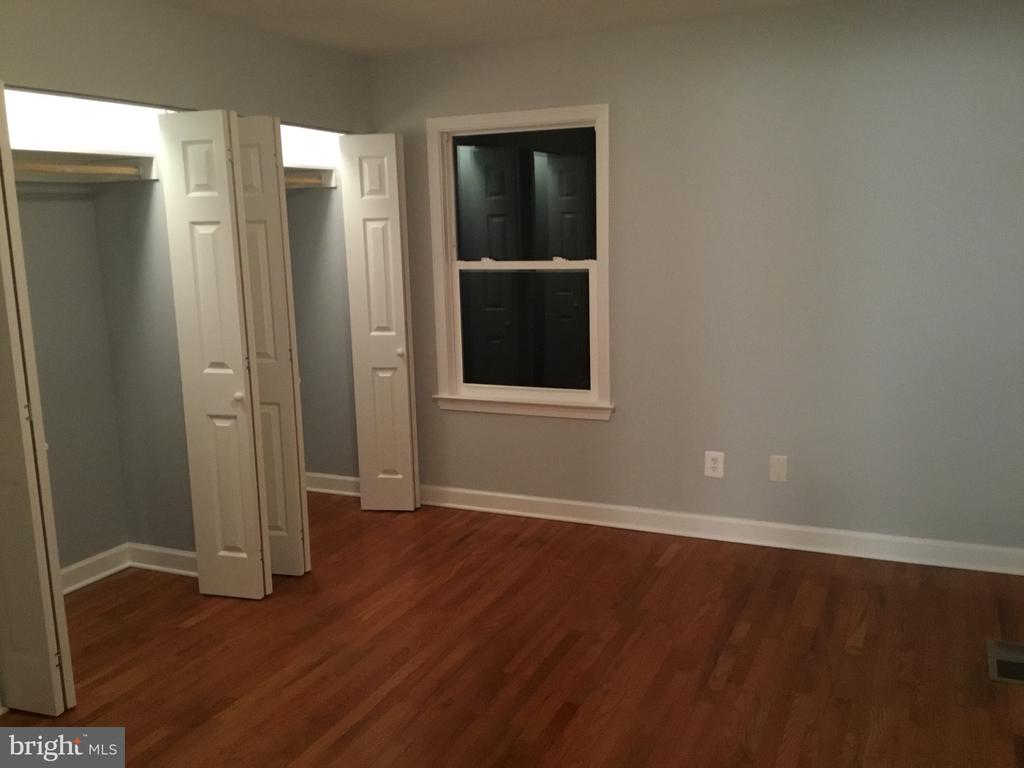 Master bedroom~s  2 closets with light - 652 ALABAMA DR, HERNDON