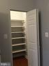 Built in pantry with light - 652 ALABAMA DR, HERNDON