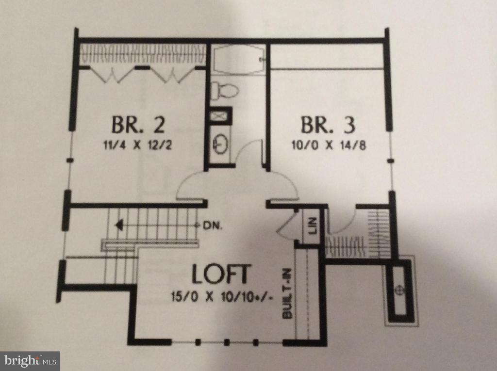Second floor - 4230 FOXVILLE RD, SABILLASVILLE