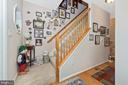 Stairs to Upstairs - 14761 HERMAN HAUVER RD, SABILLASVILLE