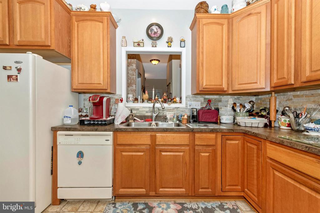 Kitchen - 14761 HERMAN HAUVER RD, SABILLASVILLE
