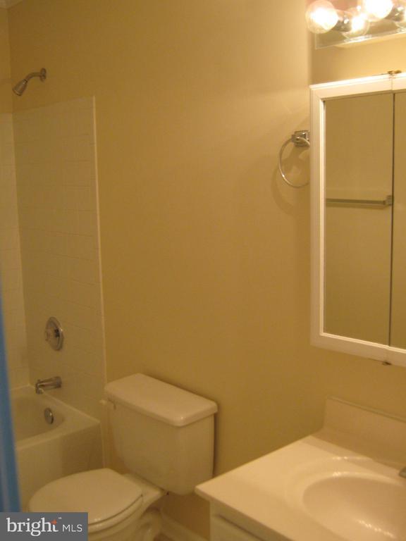 lower level full bath - 78 VISTA WOODS RD, STAFFORD