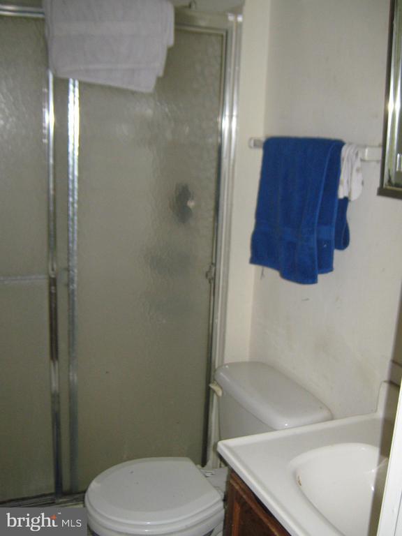 Upper level full bath - 78 VISTA WOODS RD, STAFFORD