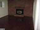 Large Rec room w/fireplace - 78 VISTA WOODS RD, STAFFORD