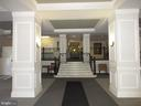 Entry lobby - 1308 CLIFTON ST NW #401, WASHINGTON