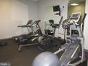 Fitness center - 1308 CLIFTON ST NW #401, WASHINGTON