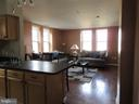 View of large living areas - 1308 CLIFTON ST NW #401, WASHINGTON