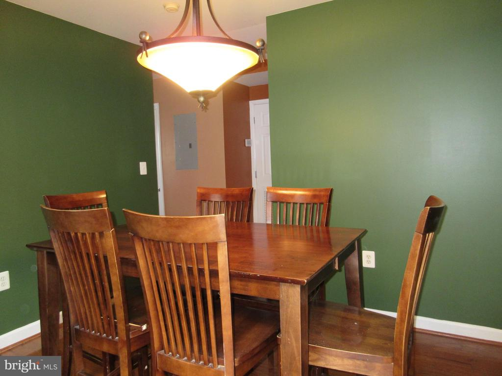 Separate dining room - 1308 CLIFTON ST NW #401, WASHINGTON