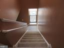 Stairway - 1308 CLIFTON ST NW #401, WASHINGTON