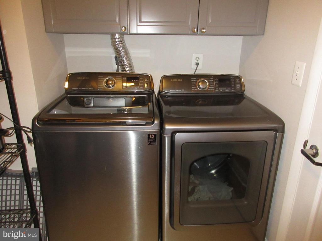 Spacious laundry and pantry - 1308 CLIFTON ST NW #401, WASHINGTON